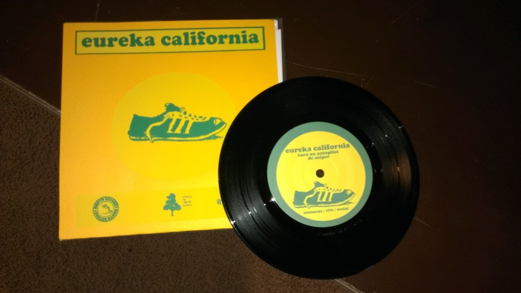 Split Good Grief Eureka California Get It On Vinyl