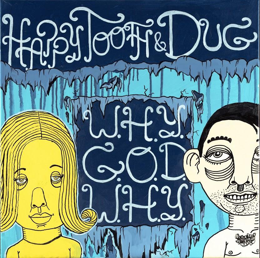 W.H.Y.G.O.D.W.H.Y. Album Cover-
