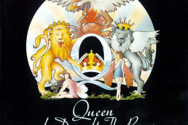 Marc With a C Unboxes-Two Classic Albums by Queen!